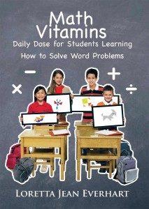Math Vitamins Daily Dose for Students Learning How to Solve Word Problems